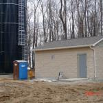 Water Storage Tank & Booster Station - Franklin, PA